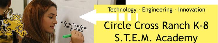 Circle Cross K-8