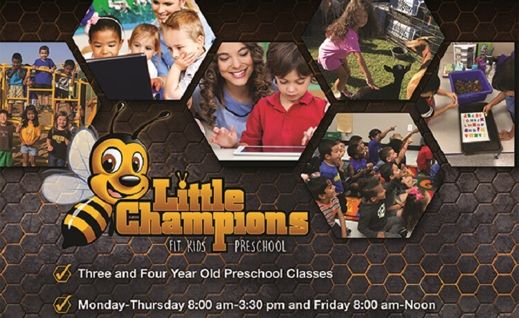 Welcome to Little Champions Preschool