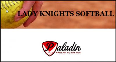 Lady KNIGHTS Softball Tryouts